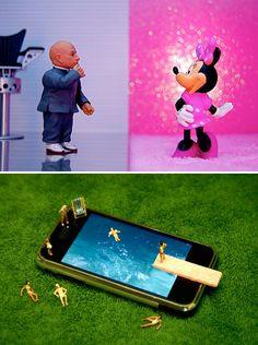 Miniature Toy Vignettes | BritList