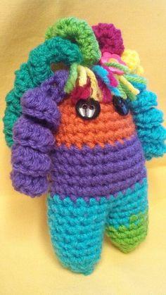 Rainbow Doll.  FP 1/15.