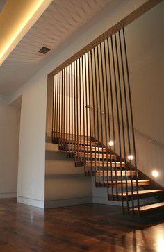 Harrison #2 - modern - staircase - austin - DeWitt Architects