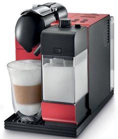 Amazon.com: DeLonghi Silver Lattissima Plus Nespresso Capsule System: Combination Coffee Espresso Machines: Kitchen & Dining