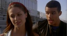 Is Jake Puckerman (Jacob Artist) like his older brother Noah(Mark Salling), a womanizer? We loved that Puck returned to give his younger half brother some saged wisdom about joining the Glee club.  Looks like Jake has already broken Marley's heart.  Will he learn? We have fallen in love with Marley(Melissa Benoist).