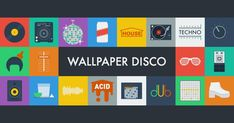 Dance up your desktop and devices. Created by Tom Wahlin