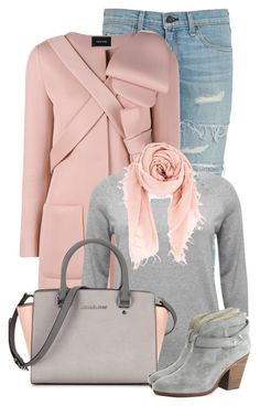 """Untitled #5332"" by cassandra-cafone-wright ❤ liked on Polyvore featuring rag & bone, Simone Rocha, M&Co, Chan Luu, women's clothing, women's fashion, women, female, woman and misses"