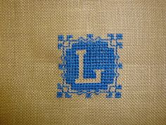 Split the Needles: Assisi Embroidery