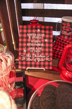 """""""Pancakes, Pajamas and Plaid"""" Kid's Christmas Party with Oriental Trading -PART 1 - Just Add Confetti Christmas Pajama Party, Christmas Party Themes, Plaid Christmas, Christmas Pajamas, Xmas Party, Family Christmas, Holiday Parties, Christmas Holidays, Christmas 2019"""