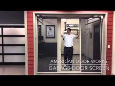 Lifestyle Brand Garage Screen Doors in Minnesota