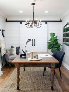Carriage House Home Office