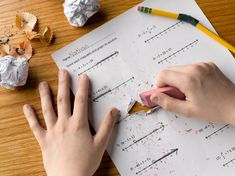 If you can't answer a math question in two minutes or less, you're doing something wrong