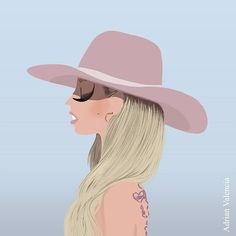 Adrian Valencia - Lady Gaga #joanne