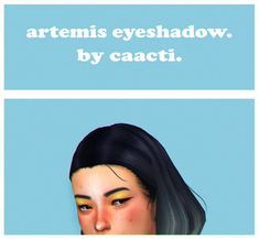 an eyeshadow set. SPOOKY TIME so this is just an eyeshadow set, all colors of the rainbow + gold, silver, and black. looks real good with eyeliner! bgc, disabled for. Instructional Technology, Instructional Strategies, Eyeshadow Set, Sims 4 Cc Makeup, Digital Storytelling, Book Sculpture, Blended Learning, Sims 4 Cc Finds, The Sims4