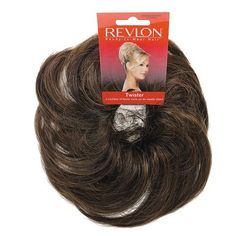 Twister Hairpiece Medium Brown by Revlon. $9.49. Perfect for women of all ages. Easy to attach. Trendy, fun and ready. Adds instant impact. REVLON TWISTER MEDIUM BROWN