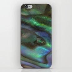 Kaleidoscope abalone iPhone & iPod Skin