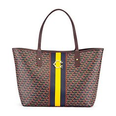 Love this Printed Stripe Tote for $NaN on C. Wonder