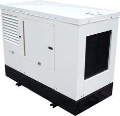 Kubota 9,875 Watt Diesel Generator with Sound Enclosure http://egardeningtools.com/product-category/generators/