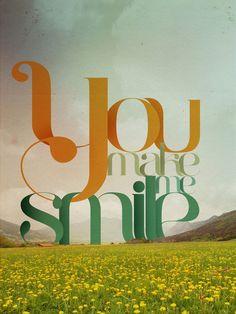 Una sonrisa siempre nos hace más felices (Stay, by Antonio Rodrigues Jr).