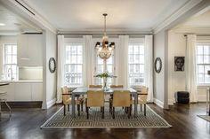 Inside Celebrity Homes: Uma Thurman New York Home