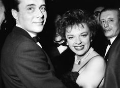 Judy Garland I Could Go on Singing | Judy Garland e Dirk Bogarde, I Could Go On Singing, 7 mar 1963