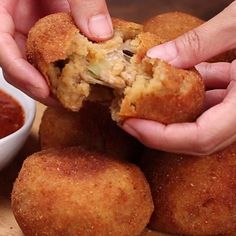 Nothing says fiesta like chickens stuffed potato bombs. Crispy, cheesy and perfect for dunking into zesty salsa.
