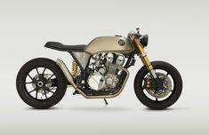 Honda CB750 'Mr.Hyde' by Classified