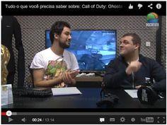 Mais sobre o modo MultiPlayer do Call Of Duty Ghosts - Blog do Robson dos Anjos