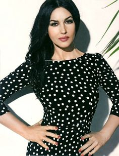 ❤Monica Bellucci❤ in her fifties...the queen.