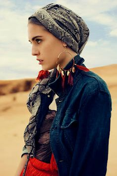 Femmes voilée musulmane - Muslim Woman with Hijab 19 Islamic fashion