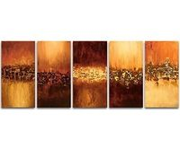 unframed Oil Paintings Home Decoration Room 5 Pieces Wall Art painting Top-rated Canvas Print Painting for living room bedroom