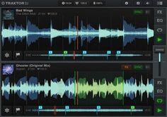 Native Instruments: Traktor DJ für das iPad