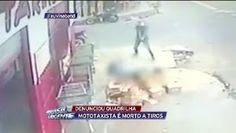 Galdino Saquarema Noticia: Mototaxista denuncia quadrilha e é executado