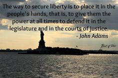 John Adams John Adams, Point Of View, Statue Of Liberty, Places, Statue Of Liberty Facts, Lugares, Liberty Statue