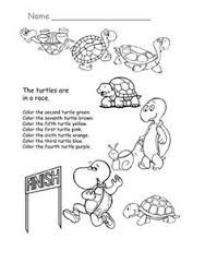 Image result for images colouring pages ordinal numbers