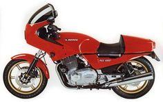 Moto Laverda (Breganze, Italia) RGS 1000