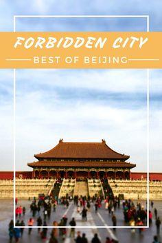 Best of Beijing – Forbidden City, Tiananmen Square, Jing Shan Park and Zheng Yang Men Gate