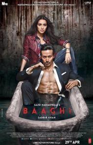 Box Office,Tiger Shroff,Shraddha Kapoor,baaghi,Baaghi Opening Weekend,Baaghi Day 3 Collections,Sabbir Khan