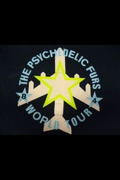 Psychedelic Furs 1984