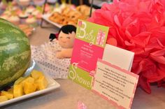 Perfectly Imperfect by Alicia Rose: Baby Shower for Addie! Invitations