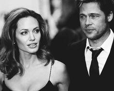 Brad Pitt e Angelina Jolie - Brangelina