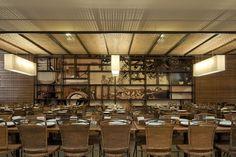 Villa Giane Bel Horizonte Vintage Restaurant Design Anese Interior