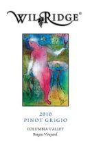 2010 Wilridge Winery Pinot Gris / Grigio Columbia Valley Columbia Valley 750 ml Bottle #wine #winelabels #redwine #whitewine