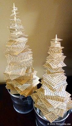 40 Idéias Criativas de Árvore de Natal - Modelos do Simples aos mais Elaborados e Inusitados - Blog Casa e Decoração