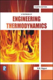 Thermodynamics Book By Rajput