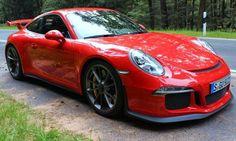 Porsche Teases 911 GT3 RS For Geneva Motor Show