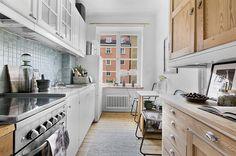 #homestyling #styling #kök #kitchen Ljus och fin etta i Vasastan | Move2
