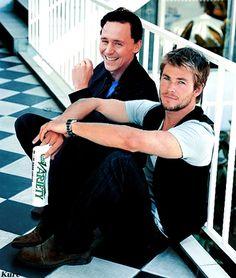 Tom and Chris - Imgur