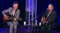 Lyle Lovett & John Hiatt perform 'White Boy Lost in the Blues' John Hiatt, Lyle Lovett, White Boys, Singing, Blues, Lost, Concert, Concerts