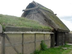 Swedish sod roof design