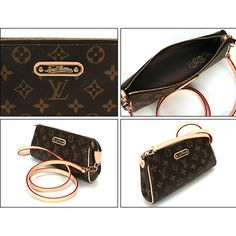 68341395a16 Fashion Designers Let The Fashion Dream With LV Handbags At A Discount!  High Quality And Fast Delivery Here. Falkner Davis · Louis Vuitton Eva  Clutch