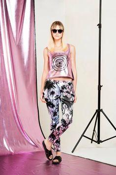 Look by Mia Cruz Mirá más >>> http://fashion-diaries.com/rosa-rosa/