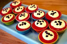 Low-Calorie Ice Cream Cupcakes
