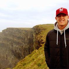 JJ Watt in Ireland!